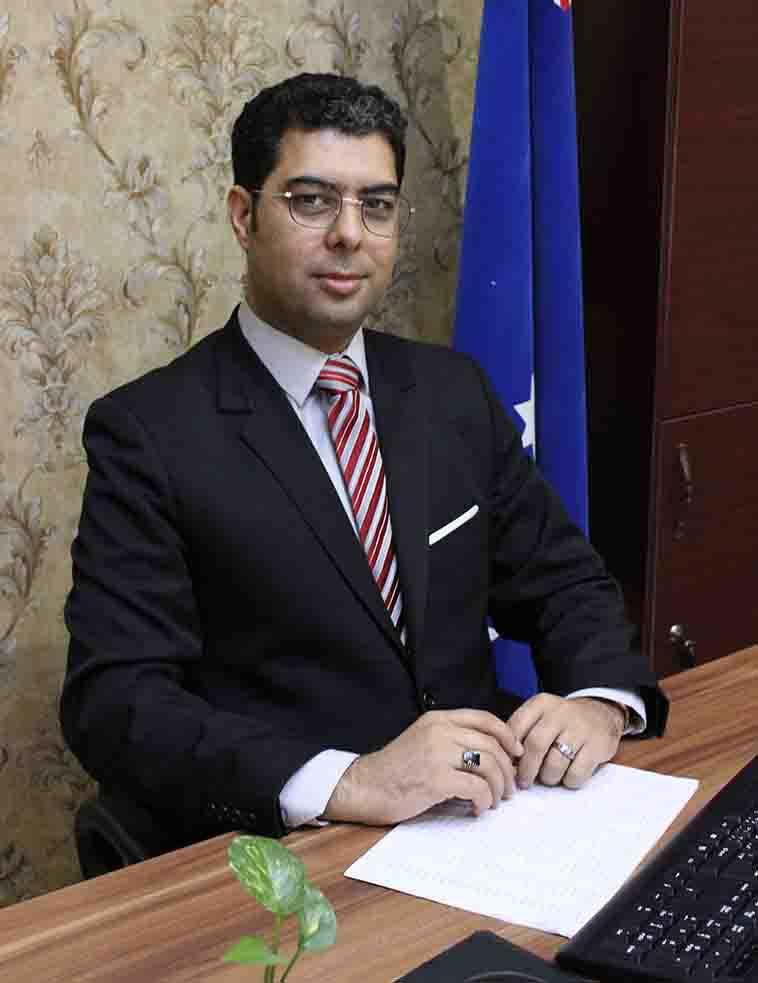 فریدون محمدی (مدیر شعبه)
