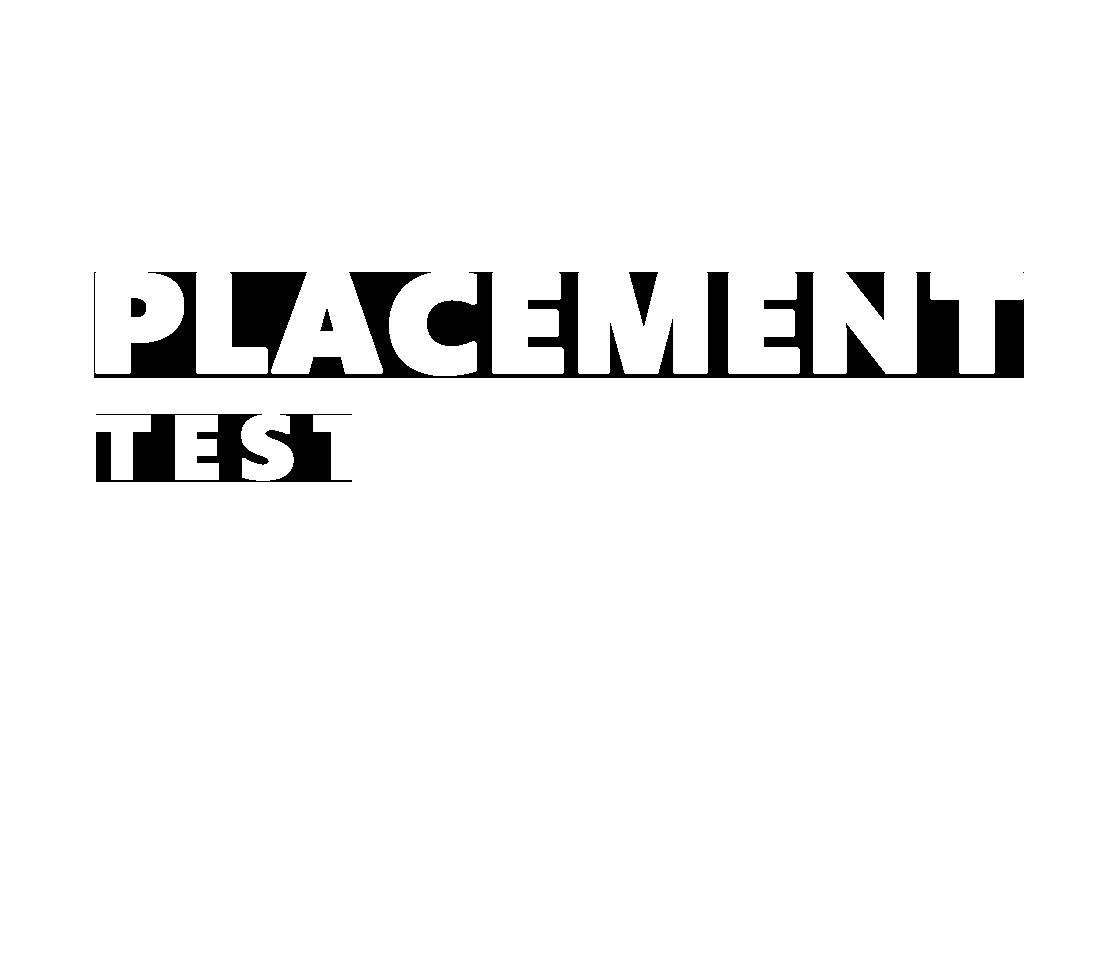 آزمون تعیین سطح